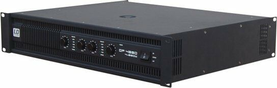 LD Systems DEEP2 Serie PA Endstufe 4x810 W 4Ohm