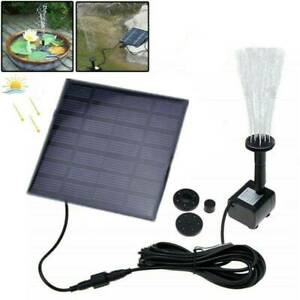 Solar-Panel-Powered-Water-Pump-Garden-Pool-Pond-Fish-Aquarium-Fountain-Kit-Top