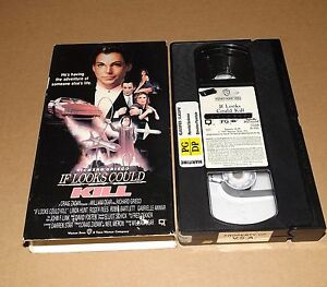 If-Looks-Could-Kill-vhs-video-Richard-Grieco-Gabrielle-Anwar