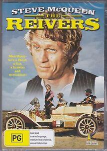 THE-REIVERS-Steve-McQueen-Sharon-Farrell-Ruth-White-DVD-NEW