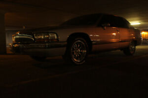 Need gone today 3000$ 1993 Buick Roadmaster 350 small block