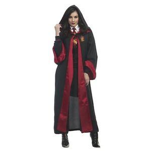 exquisites Design klar und unverwechselbar moderne Techniken Details zu Charades Harry Potter Hermine Granger Erwachsene Damen Halloween  Kostüm 03630