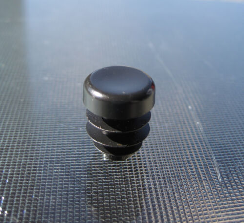 """20-1//2/"""" Round Tubing Plastic Hole Plug End Cap .5/"""" Pipe Tube Cover Pipe"""