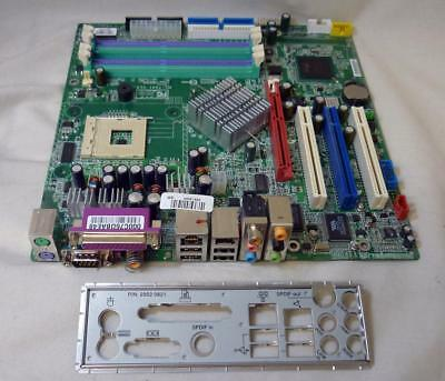 Microstar MS-7041 VER:1 Socket 478 Motherboard Complete With