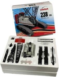 Link-Belt-238HSL-Crawler-Crane-1-50-Scale-Model-LB128700-New-ConExpo-2020
