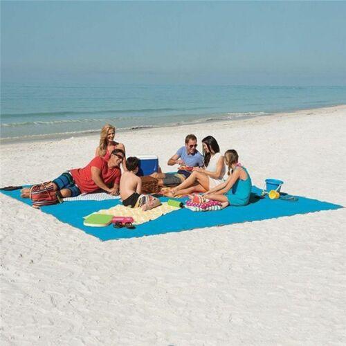 Beach Mat Magic Outdoor Travel Magic Sand Free Beach Picnic Camping Waterproof