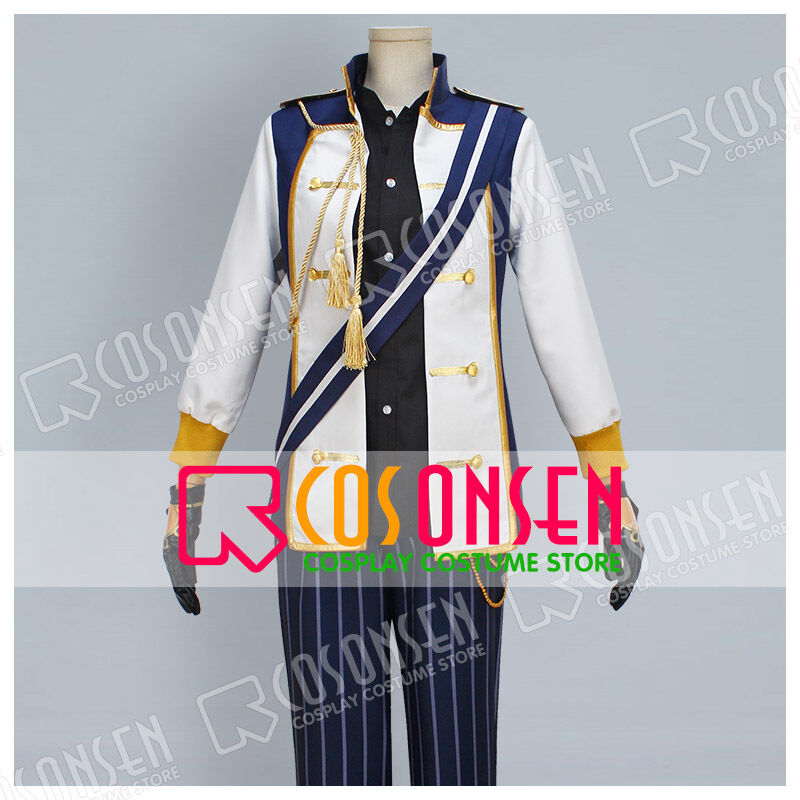 Cosonsen Ensemble Stars Unit Knights  Tsukasa Suou Cosplay Costume All Sizes