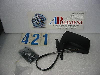 54813027 (AXE6369) SPECCHIETTO MECCANICO NERO SX INNOCENTI  MINI 90/ DE TOMASO