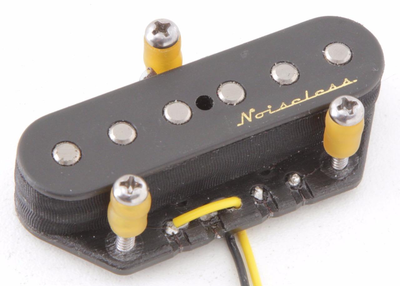 New Fender Vintage Noiseless Tele Telecaster Bridge Pickup USA Made +Gifts