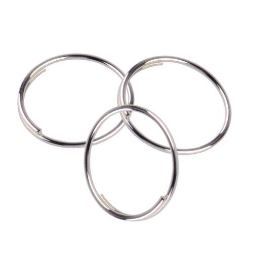 500x Ringe Verbinder für Oktagon Lüster Kronleuchter Prismenringe willya