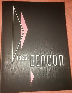 Details About 1956 Grover Cleveland High School Yearbook Beacon St Louis Missouri Free Ship
