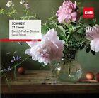 Schubert: 21 Lieder (CD, Nov-2012, EMI Classics)