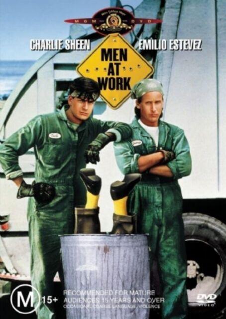 Men At Work (DVD, 2004)