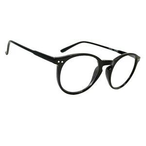 19587eb1a5 Image is loading NWT-Retro-Reading-Glasses-Classic-Beaton-Style-Round-