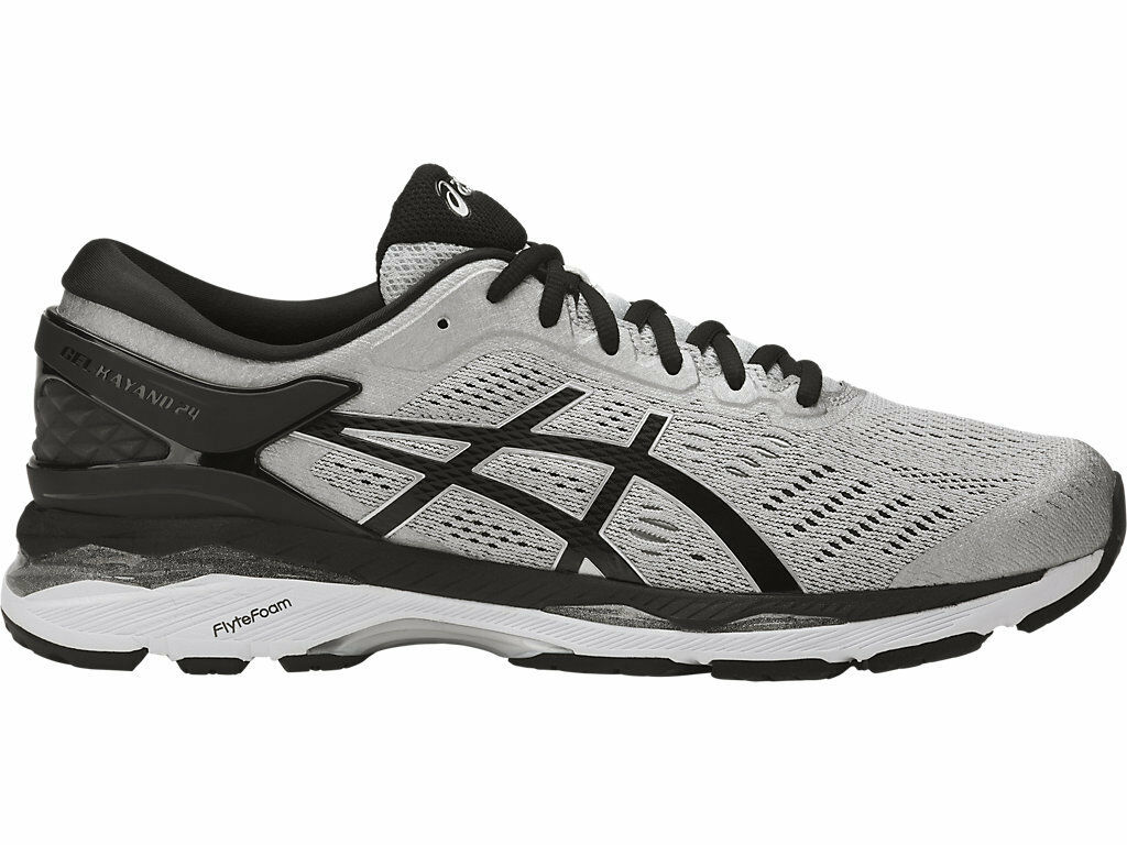 **Authentic** Latest Release Asics Gel Kayano 24 Mens Running Shoes (2E) (9390)