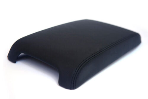 Toyota Camry Center Armrest Cover Faux Leather for 12-17 Black