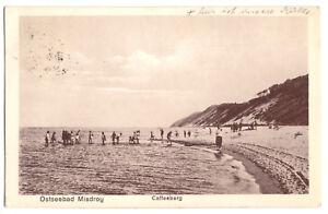 AK-Ostseebad-Misdroy-Mi-dzyzdroje-Strandpartie-mit-Caffeeberg-1924