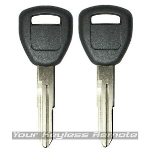 Transponder Chip Keys For Honda And Acura HD CHIP EBay - Acura keys