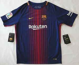 Image is loading Nike-Barcelona-Home-Jersey-Youth-Size-XL-847387- 619621e8f