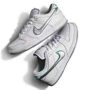 Nike SB Dunk Low Diamond Supply Co 9.5 White Skate Shop Release Only ... 335715dd1a