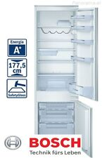 Bosch KIV38X20 Einbau Kühlschrank mit Gefrierfach 177cm. Kühl Gefrierkombination