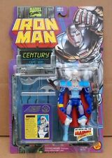 IRON MAN 3 Series 1995 Toy Biz CENTURY Force Works Marvel Superhero Unopened !!
