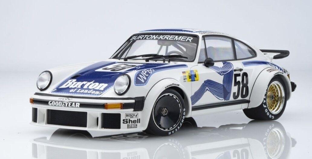 benvenuto a comprare 155776458 MINICHAMPS 1 18 Porsche 934 KREMER RACING    58 Leuomos 24H 1977 group.4  trova il tuo preferito qui