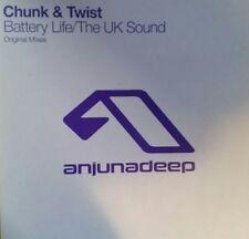 "Chunk & Twist ""Battery Life / The UK Sound"" * anjdee014"