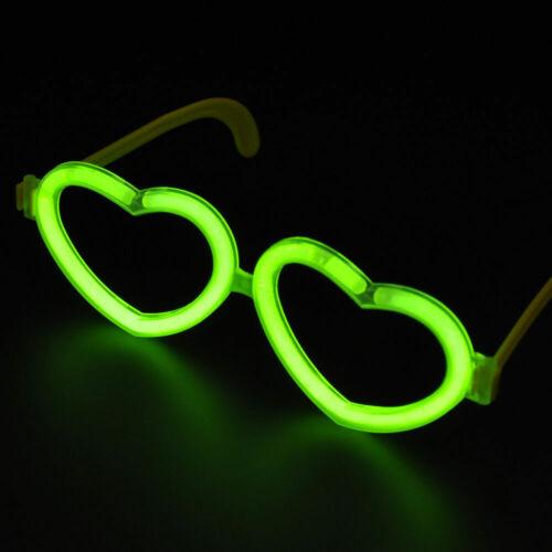 F7D7 Fluorescence Glasses Luminous Club Festival Supplies