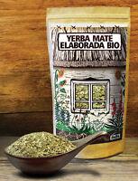 Yerba Mate STRONG PARAGUAYAN  BIO Elaborada Organic steams with leaves 1000g