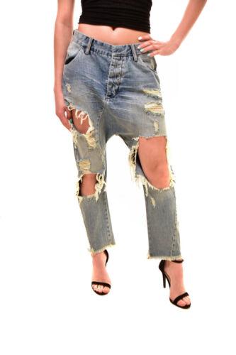 One Teaspoon Women/'s Authentic Le Cults Jeans Blue Size 26 RRP $158 BCF84