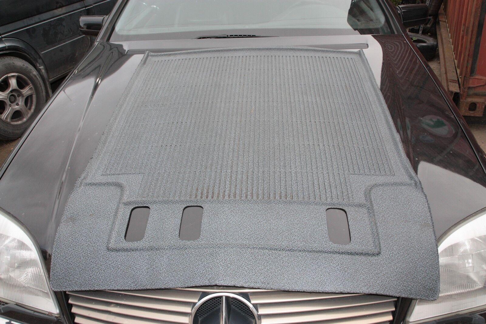 MERCEDES-BENZ rubber trunk Cargo prossoector mat w463 LWB a4636840105