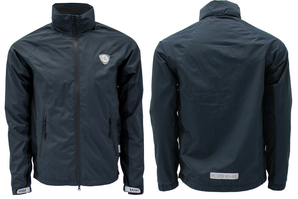 Horseware chaqueta barra Technical Jacket-impermeable