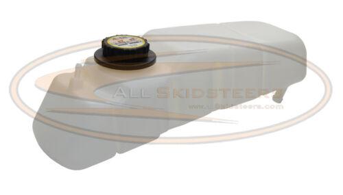 Bobcat Radiator Coolant Tank and Cap Reservoir Overflow Bottle A300 Skid Steer