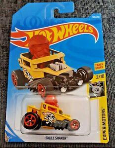 Hot-Wheels-de-Mattel-craneo-Shaker-Nuevo-Sellado