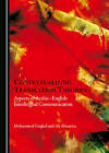 Contextualizing Translation Theories: Aspects of Arabic-English Interlingual Communication by Ali Almanna, Mohammed Farghal (Hardback, 2015)