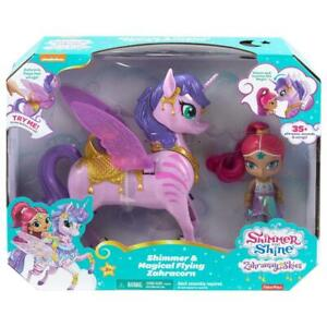 SHIMMER-amp-SHINE-SHIMMER-amp-MAGICAL-FLYING-ZAHRACORN-FIGURE-PLAY-SET-TOY