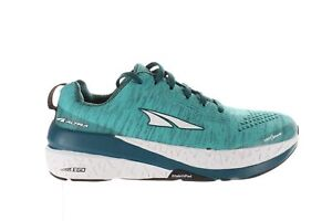 Altra Womens Paradigm 4.5 Teal Running Shoes Size 6.5 (1760709)