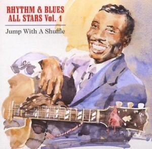 Rhythm-amp-Blues-All-Stars-Vol-1-Jump-With-A-Shuffle-Various-Artists-NEW-CD
