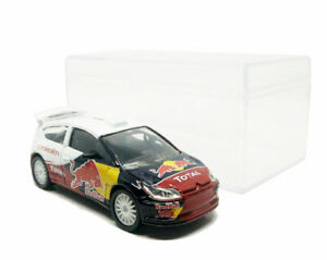 Norev-Citroen-C4-WRC-Red-Bull-no-1-1-64-3-inches-Free-Display-Case