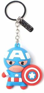 100% True Super Marvel Spider Man Inspired Keychains Toys Action Figures The Avengers The Amazing Spider-man Pendant Key Chain Gift Toys Toys & Hobbies