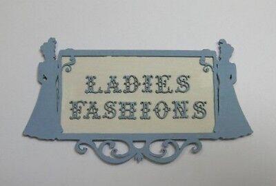 CHM Ladies Emporium Sign Kit