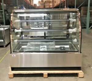Details About New 60 Bakery Deli Refrigerator Model Cl 5f Cooler Case Display Fridge Nsf