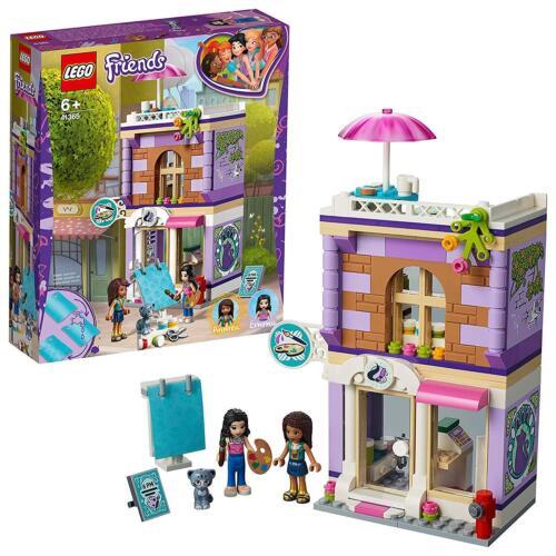 LEGO 41365 Friends Emma/'s Art Studio Playset Emma Mini-Doll Cat Figure And And