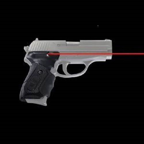Crimson Trace LG-439 Laser Front Grip Activated for Sig P239