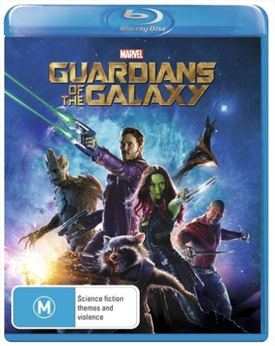 1 of 1 - Guardians Of The Galaxy 1 : NEW Blu-Ray