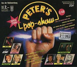 Peter-039-s-Pop-Show-1989-Milli-Vanilli-Depeche-Mode-Roxette-Camouflag-2-CD