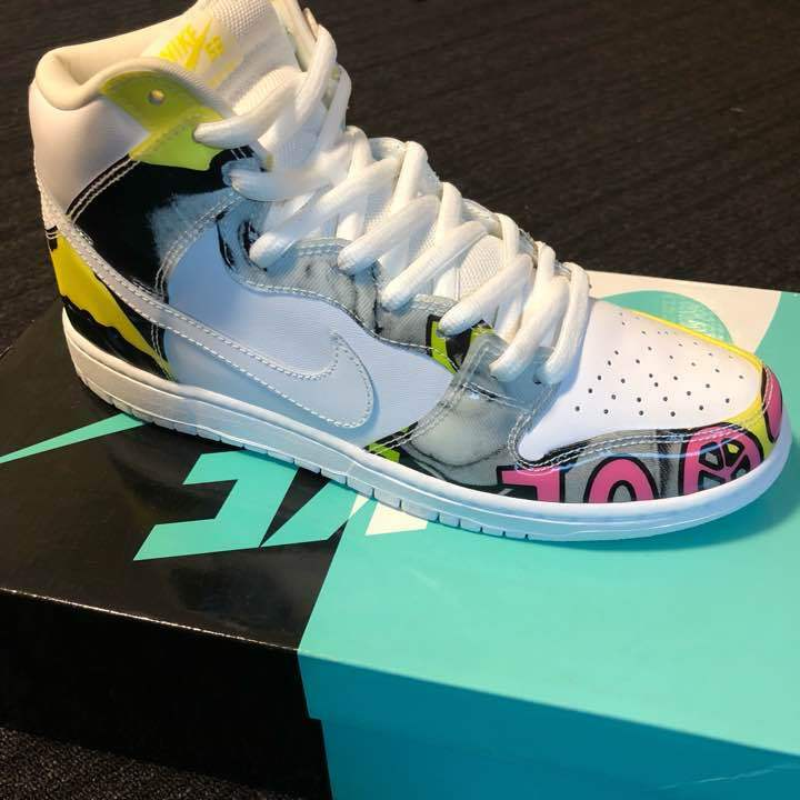 NIKE Nike Dunk DUNK DELE SOUL Rhea usdm lowrider from japan (129 Special limited time
