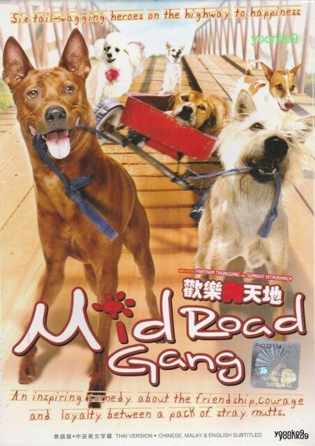 Mid Road Gang  / Ma mha 4 khaa khrap (2007) DVD Thai Movie English Sub _Region 0