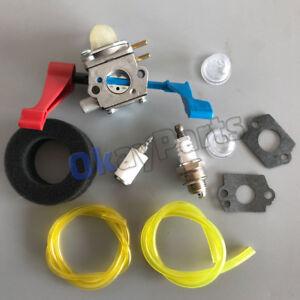 Carburetor-Kit-For-Poulan-FL1500-FL1500LE-Gas-Leaf-Blower-Zama-C1U-W12B-Carb